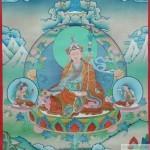 Gourou Rinpoché, Yéshé Tsogyal et Mandharava