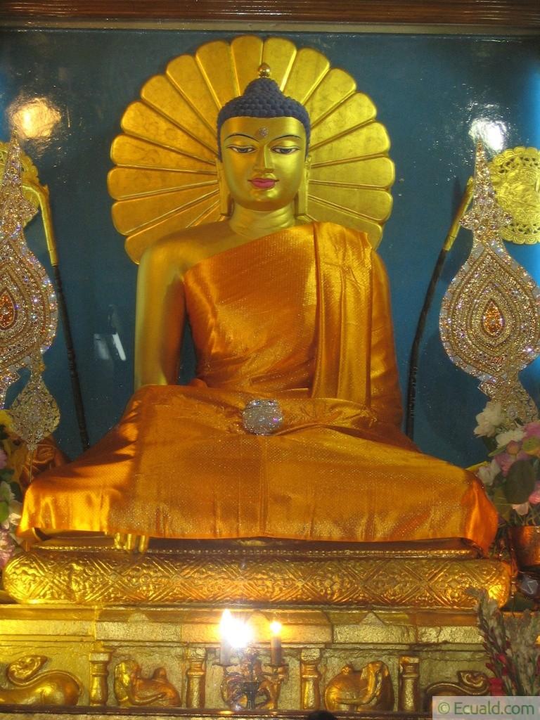 BOUDDHA Bodh Gaya (1)