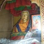 Longchenpa dans la grotte de Rimochen