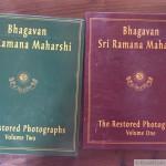 Livres achetés à l'ashram