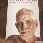 Livre français acheté à l'ashram